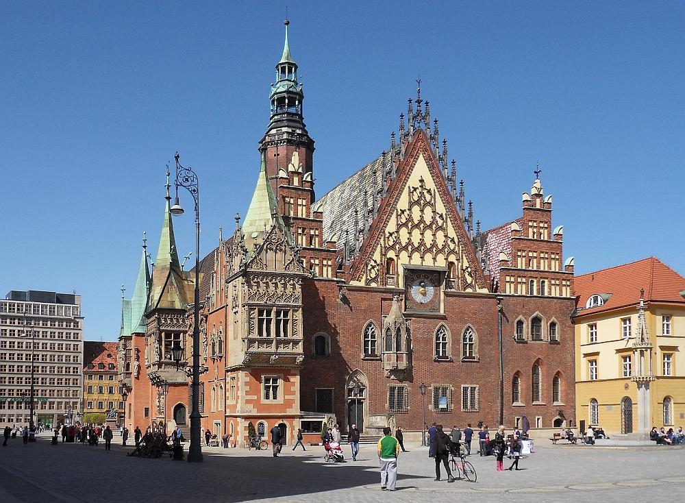 Vratislavia – Breslau – Wrocław