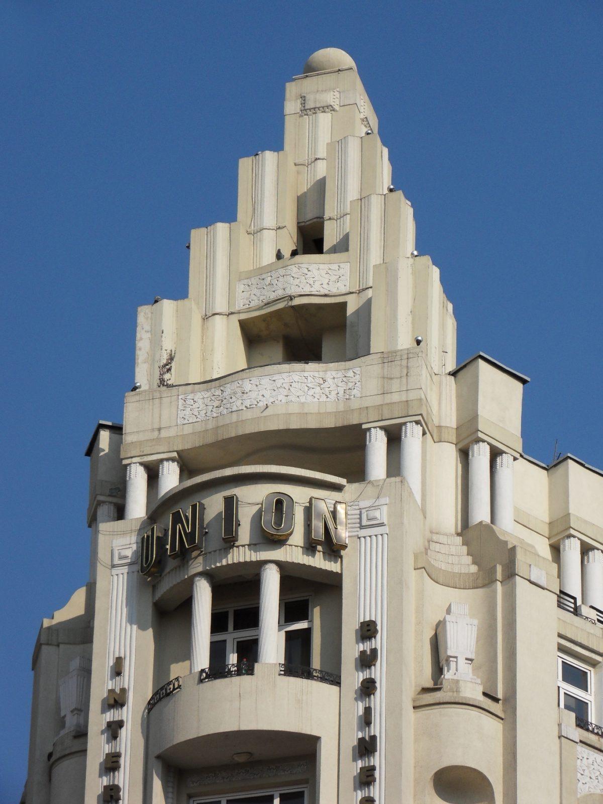 Das Bauhaus im Osten: Bukarest