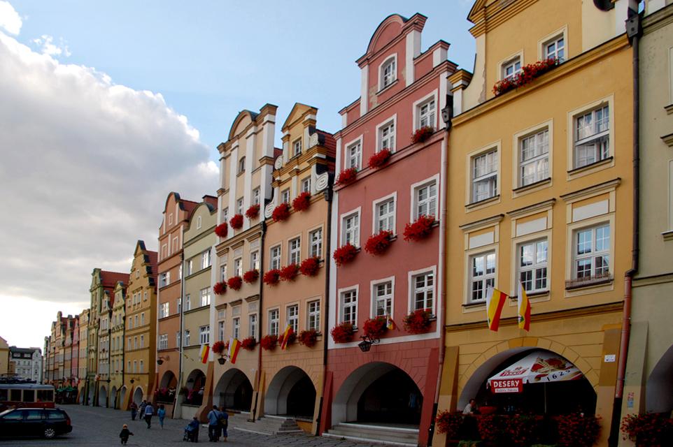 Hirschberg/Jelenia Góra