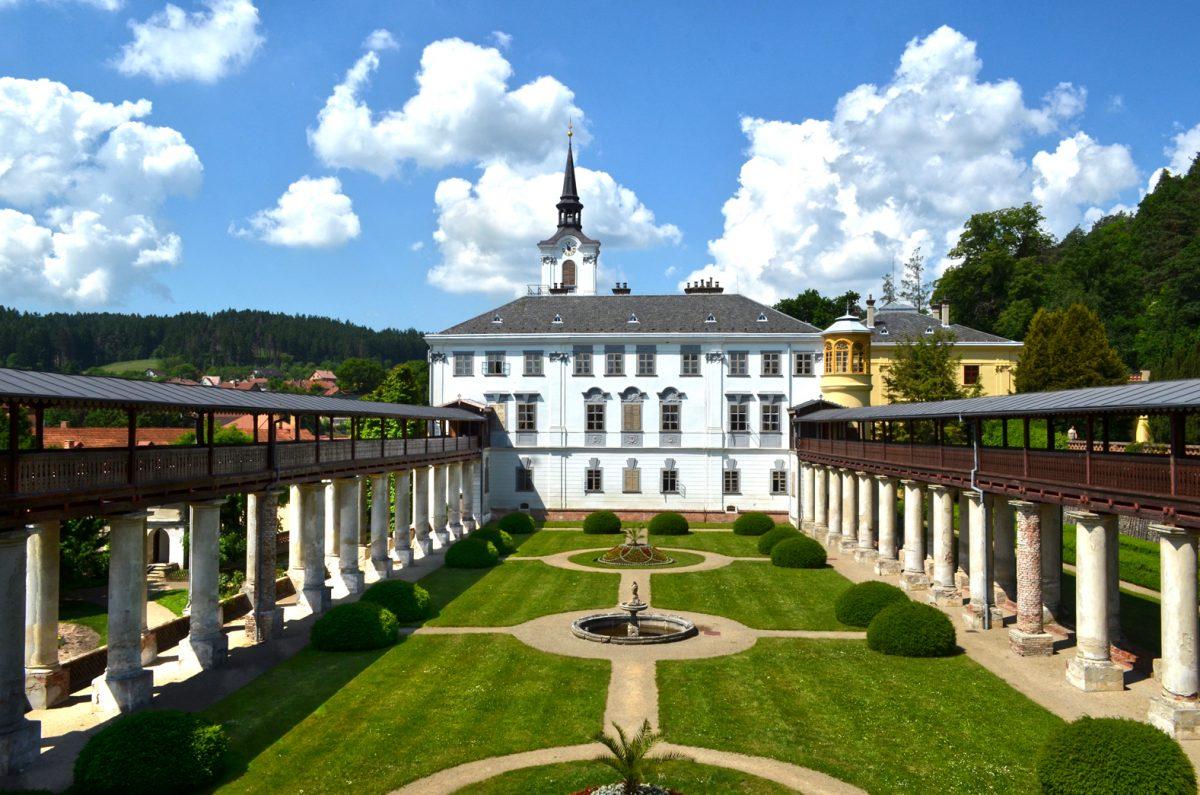 Grafschaft Glatz und Mähren
